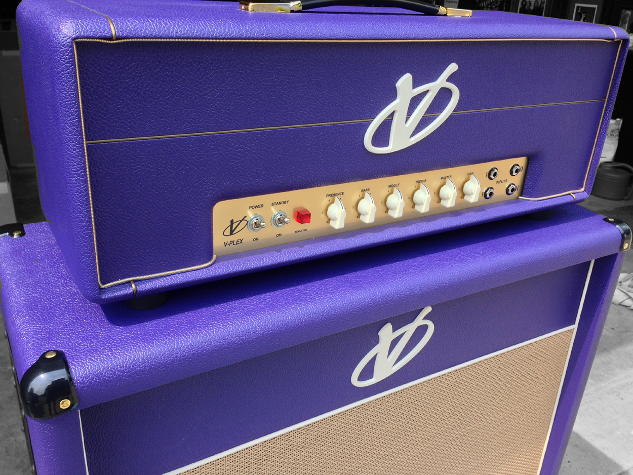 Rig-Talk • View topic - From The Custom Shop! - The Purple