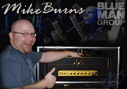 Mike Burns with V-Plex